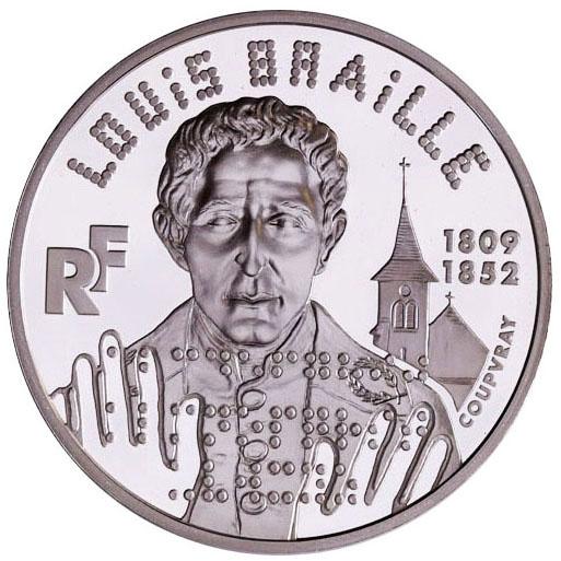 Avers - Louis Braille