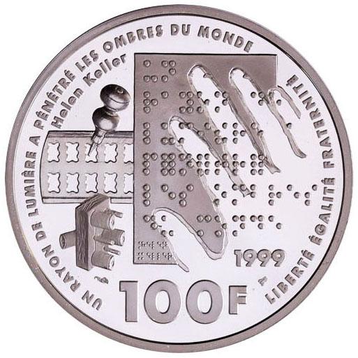 Revers - Louis Braille