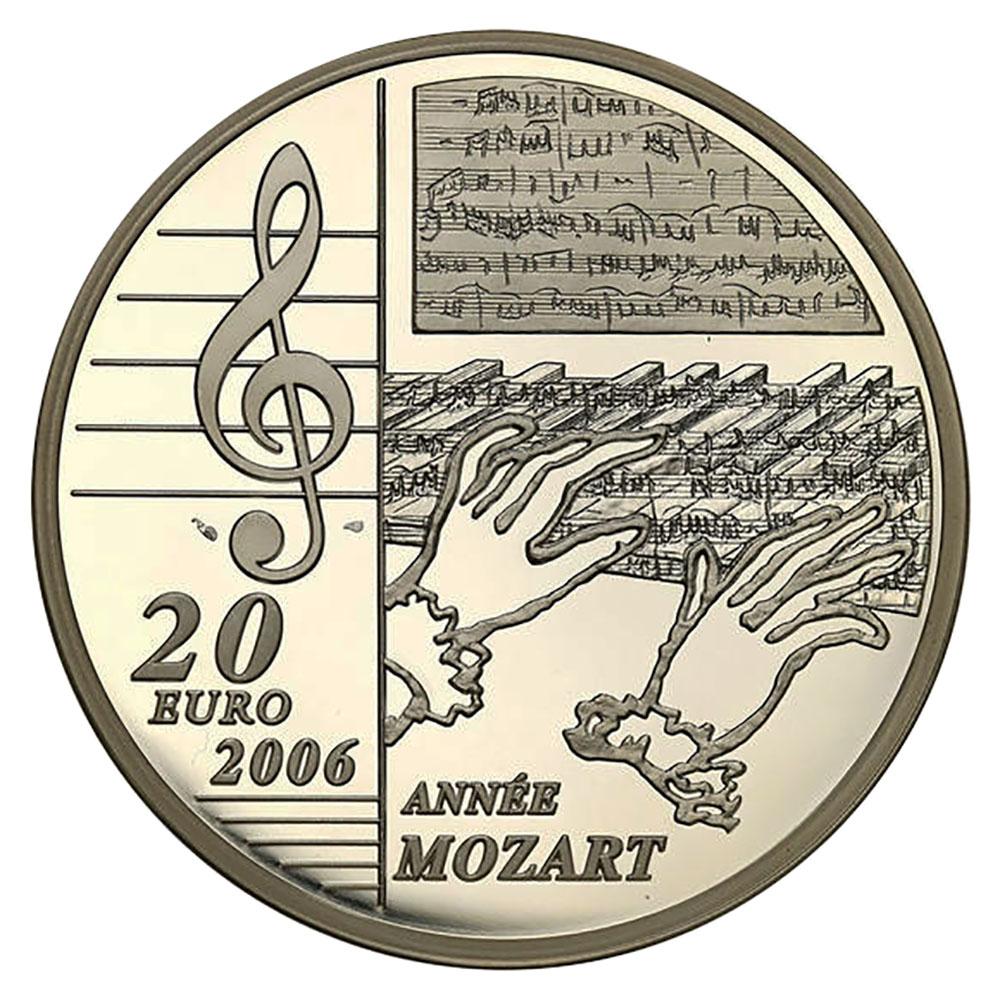 Mozart revers
