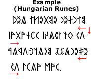 Boustrophedon.runes