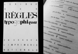 Relecteur.Typographie