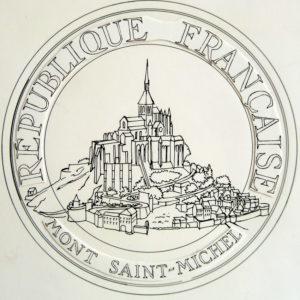Saint-20€.Mont.Saint-Michel