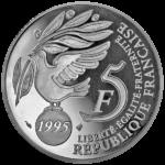 5 francs ONU