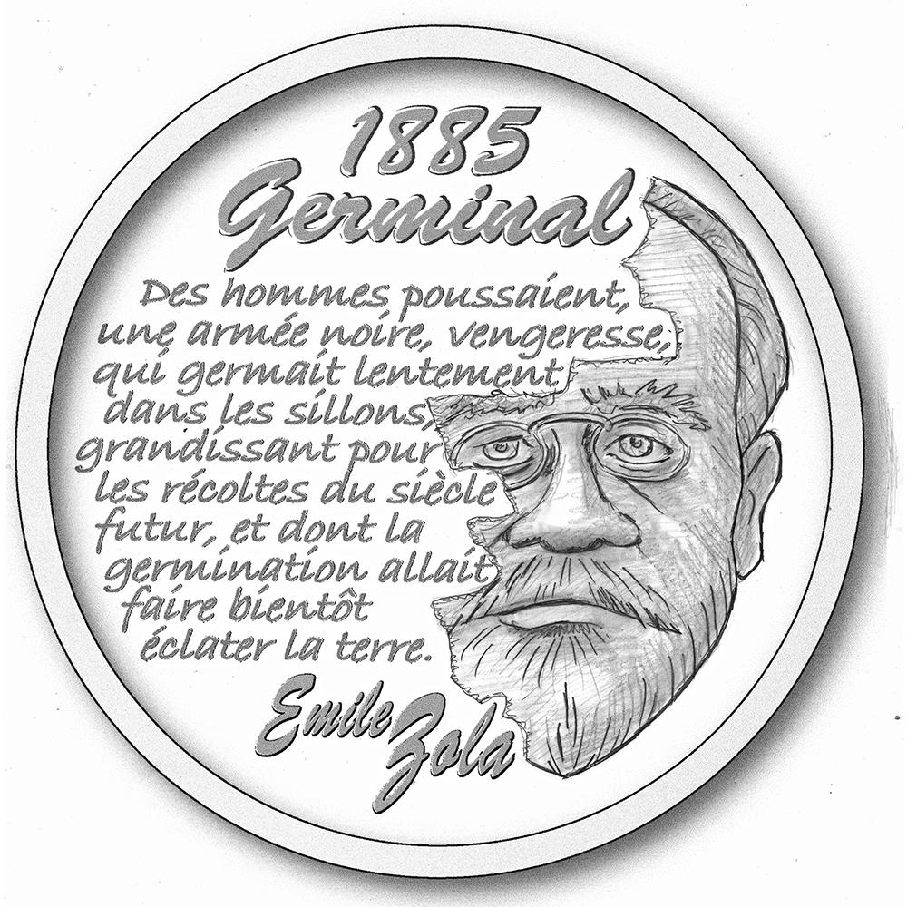 Germinal Version 2021 (face)