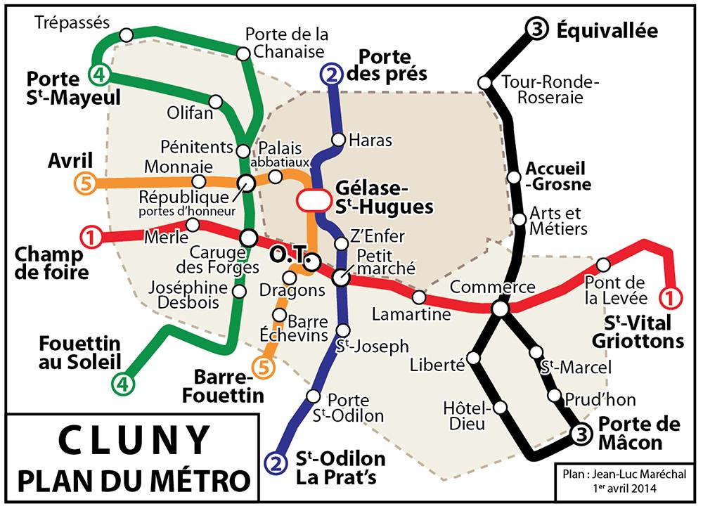 18-Métro-Cluny
